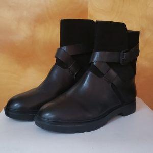 "Calvin Klein Jeans ""Byra"" Moto Boots - 7.5M"